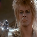 Image: David Bowie in Labrynth. Screenshot from YouTube.