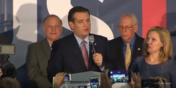 Iowa, Ted Cruz, and the Evangelical Identity Crisis | Adam ...