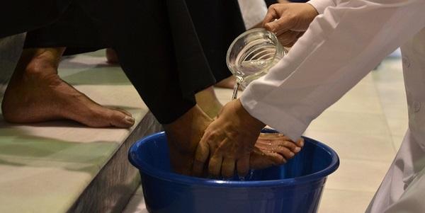Gospel of John: Foot Washing