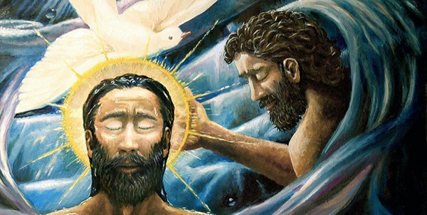 john the baptist and jesus relationship with god