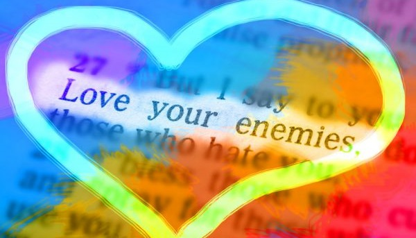 """""""Love Your Enemies"""": Expanding Our Hearts Through"""