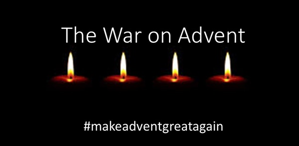 The War on Advent candles final