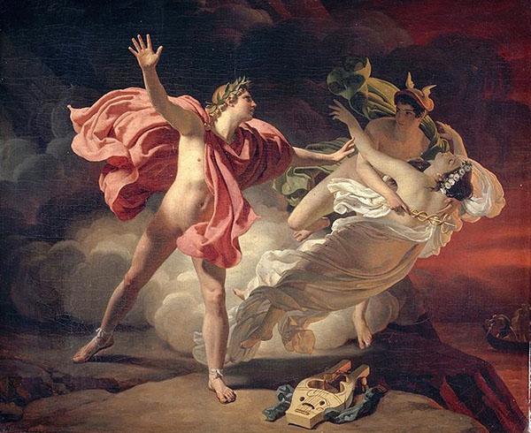 Orpheus by Michel-Martin Drölling