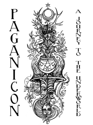 Paganicon 2017 Tshirt Design 2