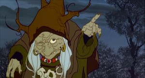 Still from The Last Unicorn