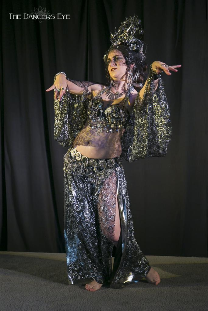 Stage Costuming Is Different from Daily Attire (photo of Tempest by Carrie Meyer)