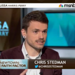 Chris Stedman Represents Atheists on MSNBC!