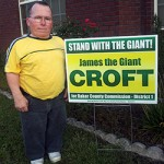James the Giant Croft – Google Alerts Me Of My Nemesis