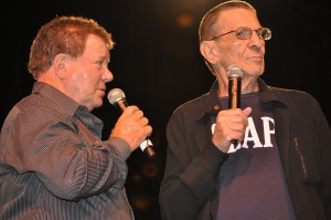 William Shatner and Leonard Nimoy, Las Vegas 2010