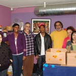 Day 28: The South Hayward Emergency Food Pantry