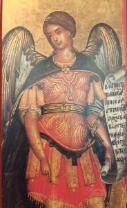 The Angel Raphael, Image Mine