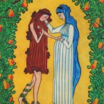 O Eve! Reconciled!