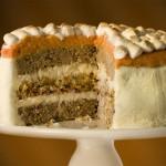 Thanksgiving Dinner in a Cake
