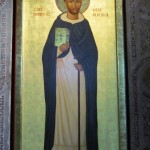 santa sabina icon dominic