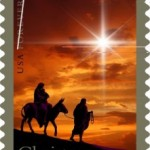 """Flight into Egypt"" Forever Stamp and the Holy Spirit"