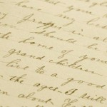 Ranting on the Loss of Cursive Writing