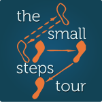 Small Steps Book Tour Ends Here!