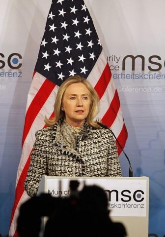Hillary Clinton by Sebastian Zwez wikimediacommons