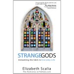 Strange Gods cover with blurb