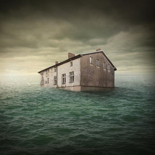 house adrift shutterstock_134984156