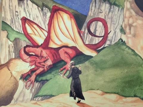 Ben Book Dragon