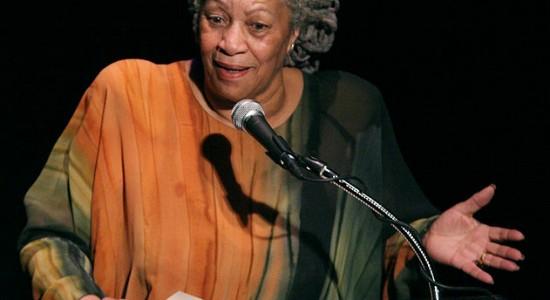 Toni Morrison via WikimediaCommons