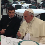 Tony Palmer and Pope Francis, image courtesy of Life Today