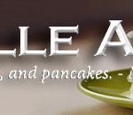 peace joy pancakes banner