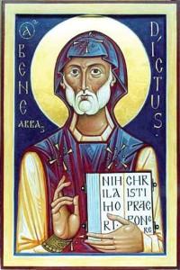 Saint Benedict of Nursia/Image, Public Domain