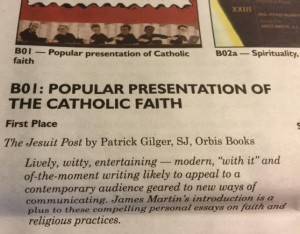 jesuit post book