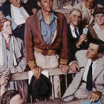 Happy 4th: A Nation Pulling Apart and Norman Rockwell