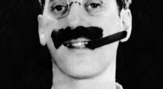 """If you're not having fun, you're doing something wrong."" ― Groucho Marx/ WikimediaCommons, Public Domain"
