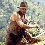 as a little girl I wanted to be just like Indiana Jones when I grew up but my college professor killed those dreams when he wouldn't let me bring my whip to class…