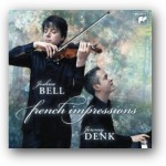 my musical crush, Joshua Bell, releases his newest CD …