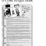 New York Times muslim ad