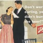 women-burning-dinner-1950s-satire