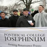 "Josephinum seminarians descend on abortion mill in ""prayer invasion""…"