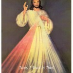 the image of the Divine Mercy – love it or hate it…