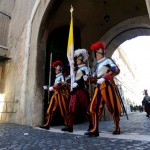 Today is Swiss Guard Day…