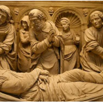 The Dormition of Mary…