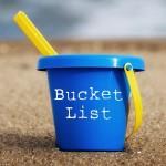 Year of Faith Bucket List…