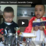 "Three Year Old ""Celebrates"" Mass, Breaks Internet With Cuteness Overload…"