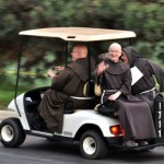 friars-on-golf-cart