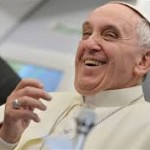 Alternate Interview Headline; Pope Declares Himself Humble…