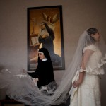 St. Rita Monastery in Italy Helps Brides Who Can't Afford Gowns…