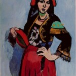 Henri_Matisse,_1909,_L'Espagnole_(Spanish_Woman_with_a_Tambourine),_oil_on_canvas,_92_x_73_cm,_Pushkin_Museum,_Moscow