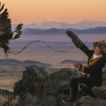 13 Year Old Falconer Hunts With Golden Eagle…