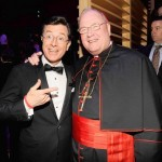 Stephen Colbert Replaces David Letterman — Catholic Takeover Complete…
