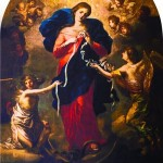 Mary, Undoer of Knots DAY NINE…