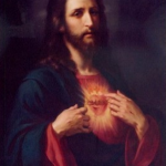 Finishing up the Sacred Heart Novena…